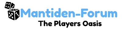 Mantiden – The Players Oasis
